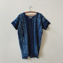 paranoá shibori shift dress