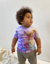 Toddler T in Desert Sunset