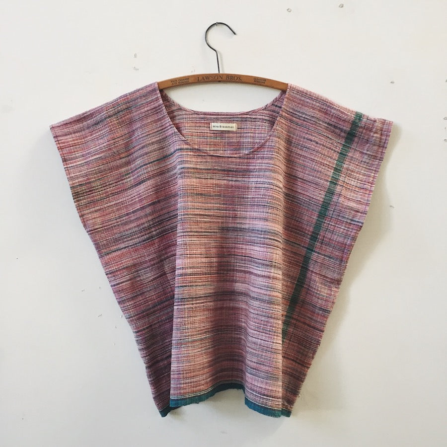 yarrow khadi box top - medium