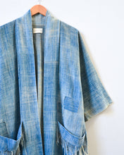 Indigo Ceremony Coat I