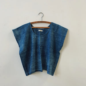 clair indigo box top