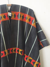 patuha embroidered ikat vest