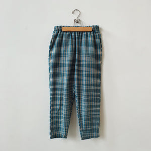 Lila Pant in Agave