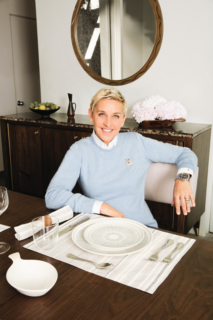 Ellen DeGeneres Crafted by Royal Doulton
