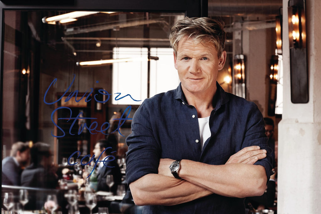 Gordon Ramsay by Royal Doulton