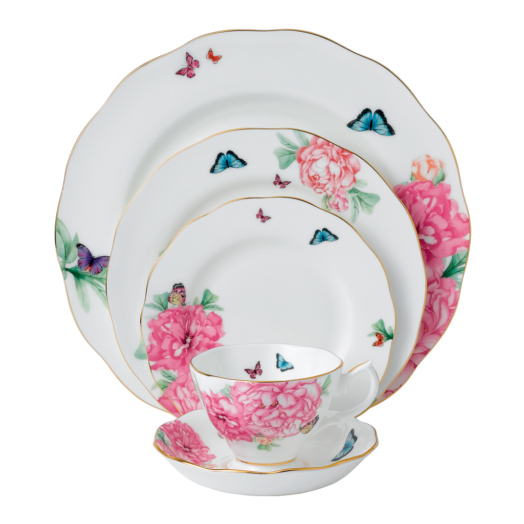 Miranda Kerr for Royal Albert Friendship 5 Piece Place Setting