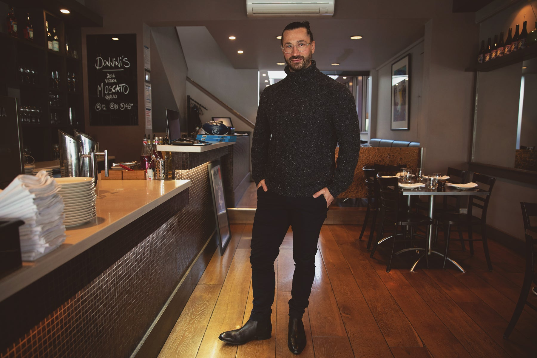 RICCARDO DONNINI | On Fashion & Food