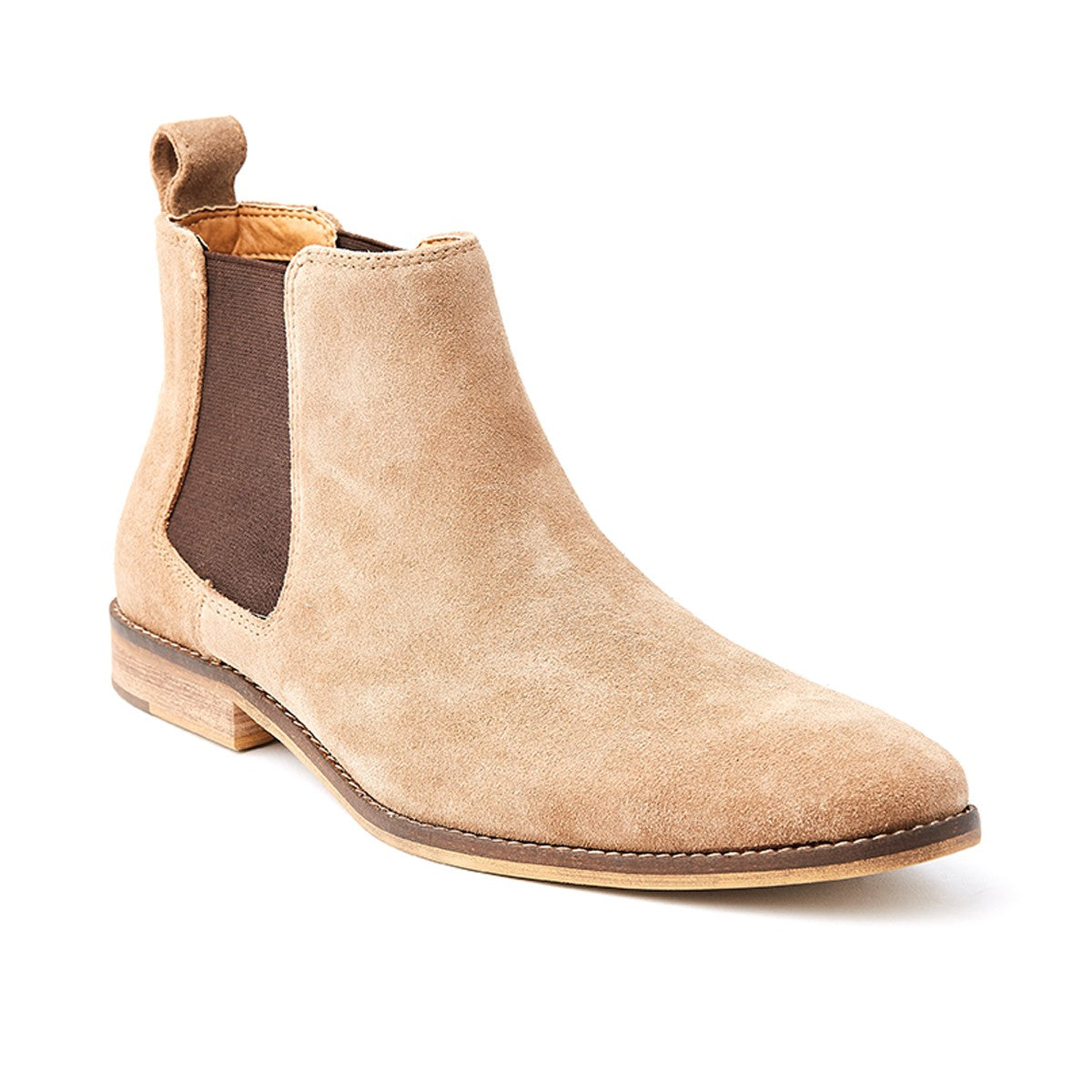 Camden Desert Suede Croft Shoes