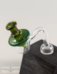 Harold ludeman V2.0 Directional Airflow Carb Cap -