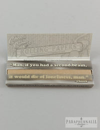Cheech and Chong 1 1/4 Rolling Papers - 50 Per Pack - Rolling Supplies