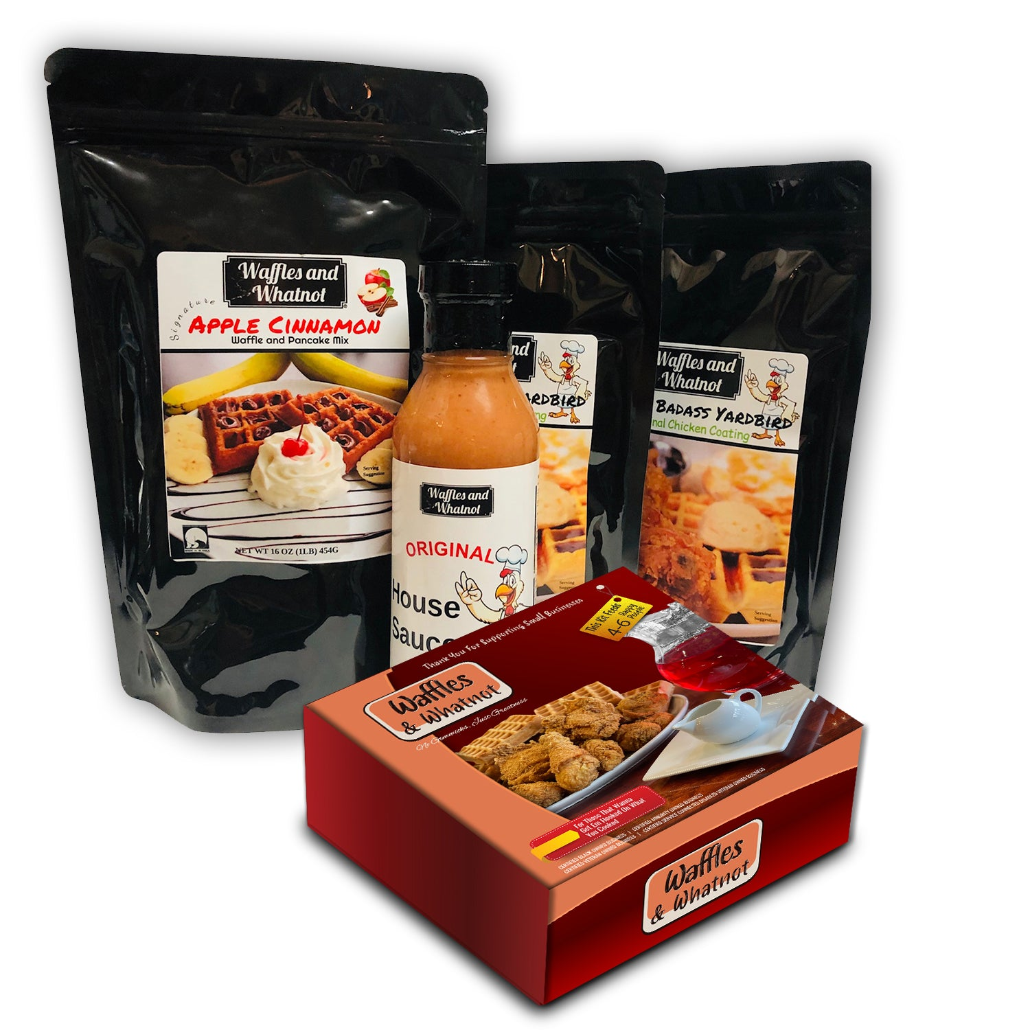 Chicken and Waffle Kit