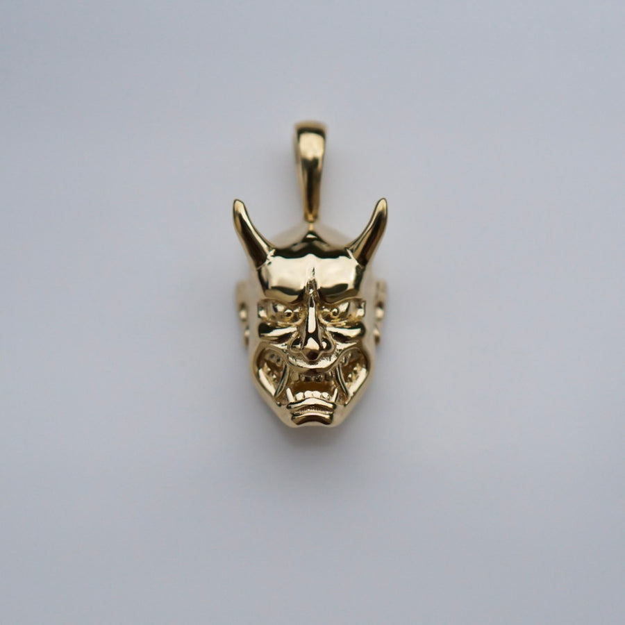 Hannya Necklace *gold