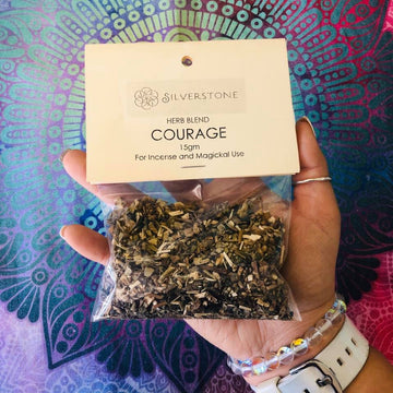 Magickal Herb Blend Courage