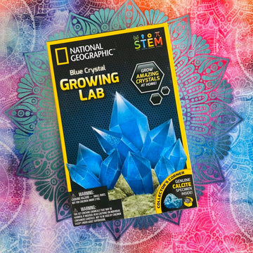 National Geographic Growing Lab - Blue Crystal
