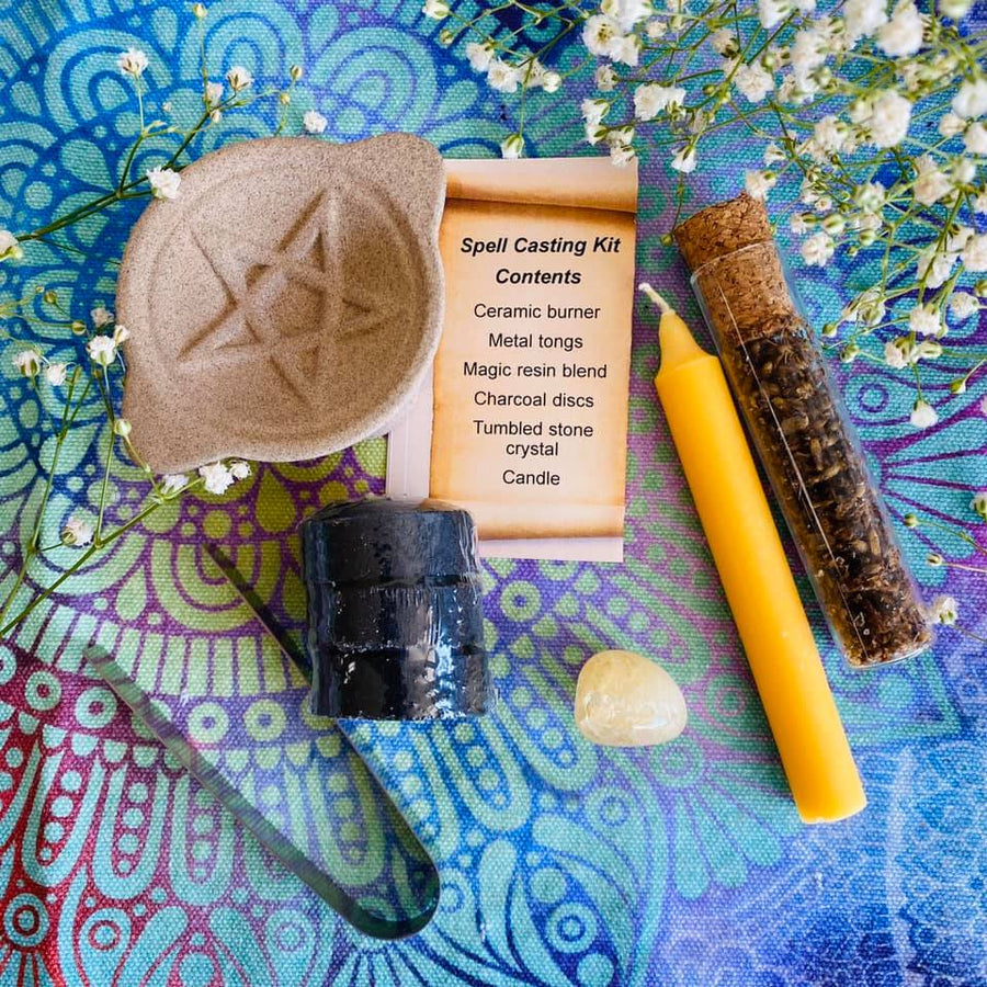 Happiness Spell Casting Kit