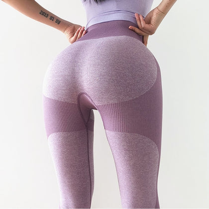 Seamless Women Fitness Gym Leggings Yoga Pants