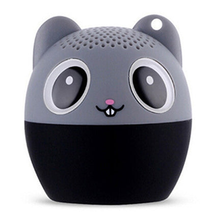 Bluetooth Speaker Cute Pet Wireless Mini Portable Pocket Audio