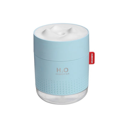 Car Air Freshener Humidifier USB Mini Ultrasonic Essential Oil Diffuser LED Air Purifier