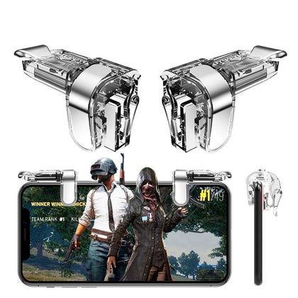 Mobile Controller Game Pubg Joystick Phone Trigger Android Smartphone