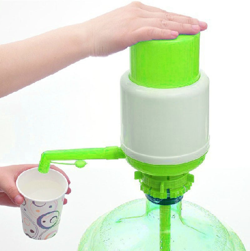 Hand Drinking Water Pump 5 Gallon Bottled Drinking Water Hand Press Manual
