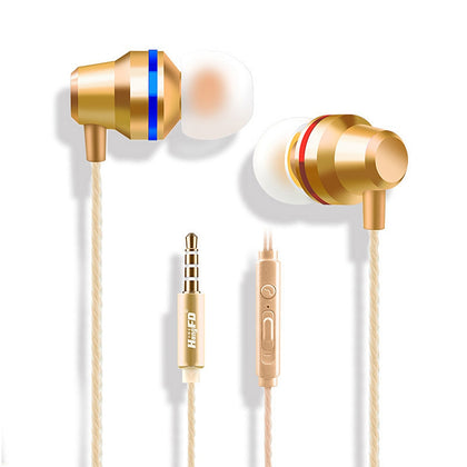 In-ear Earphone Colorful Stereo Earbuds Headset