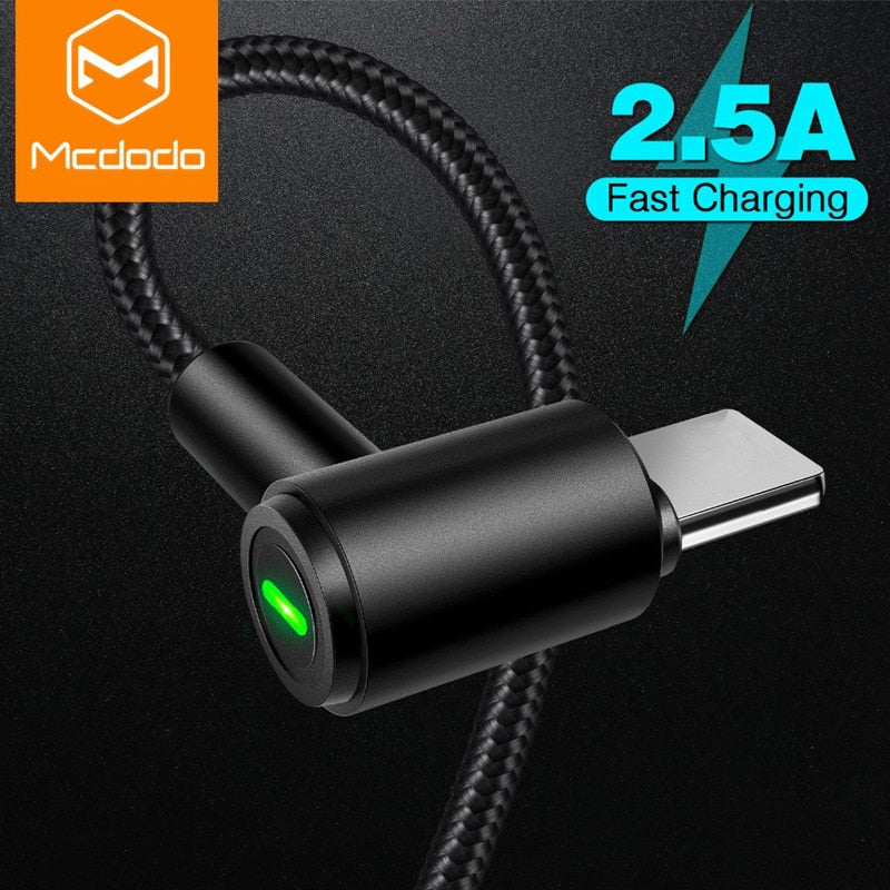 USB Cable LED Fast Charging Data For iPhone