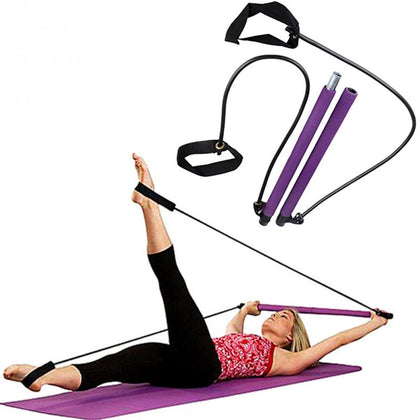 Portable Elastic 2 Foot Loops Trainer With CD