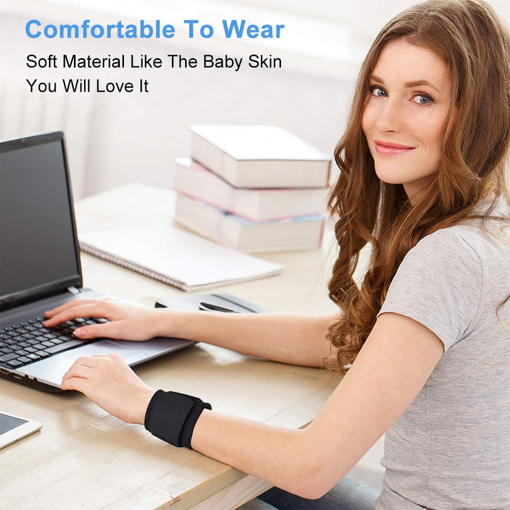 Self-Heating Wristband Sports Protection Professional Wrist Pad Wrist Brace