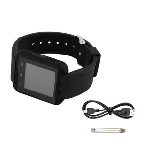 Smart Electronics Bluetooth LCD Touch Screen Smart Wrist Watch Phone Mate For Android For IOS Smart Phone Newest