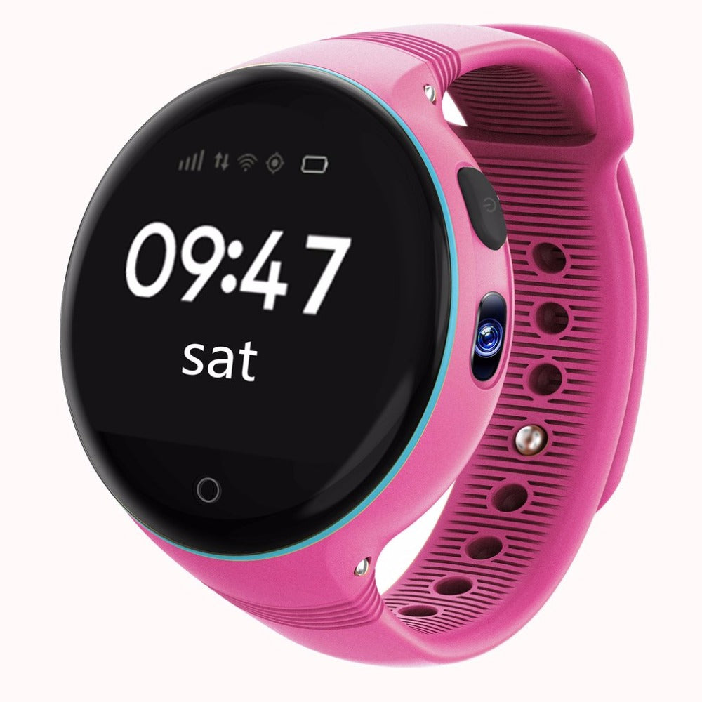 S668 GPS smart watch baby watch  Remote Viewfinder Zero-distance Positioning Kids Waterproof Wristwatch