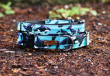 Eco-Friendly Canvas Orca Collar