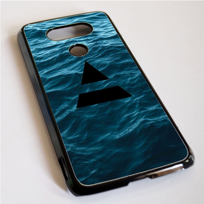 THIRTY SECOND TO MARS BLUE SEA TRIANGLE LG G3G4G5G6 Case