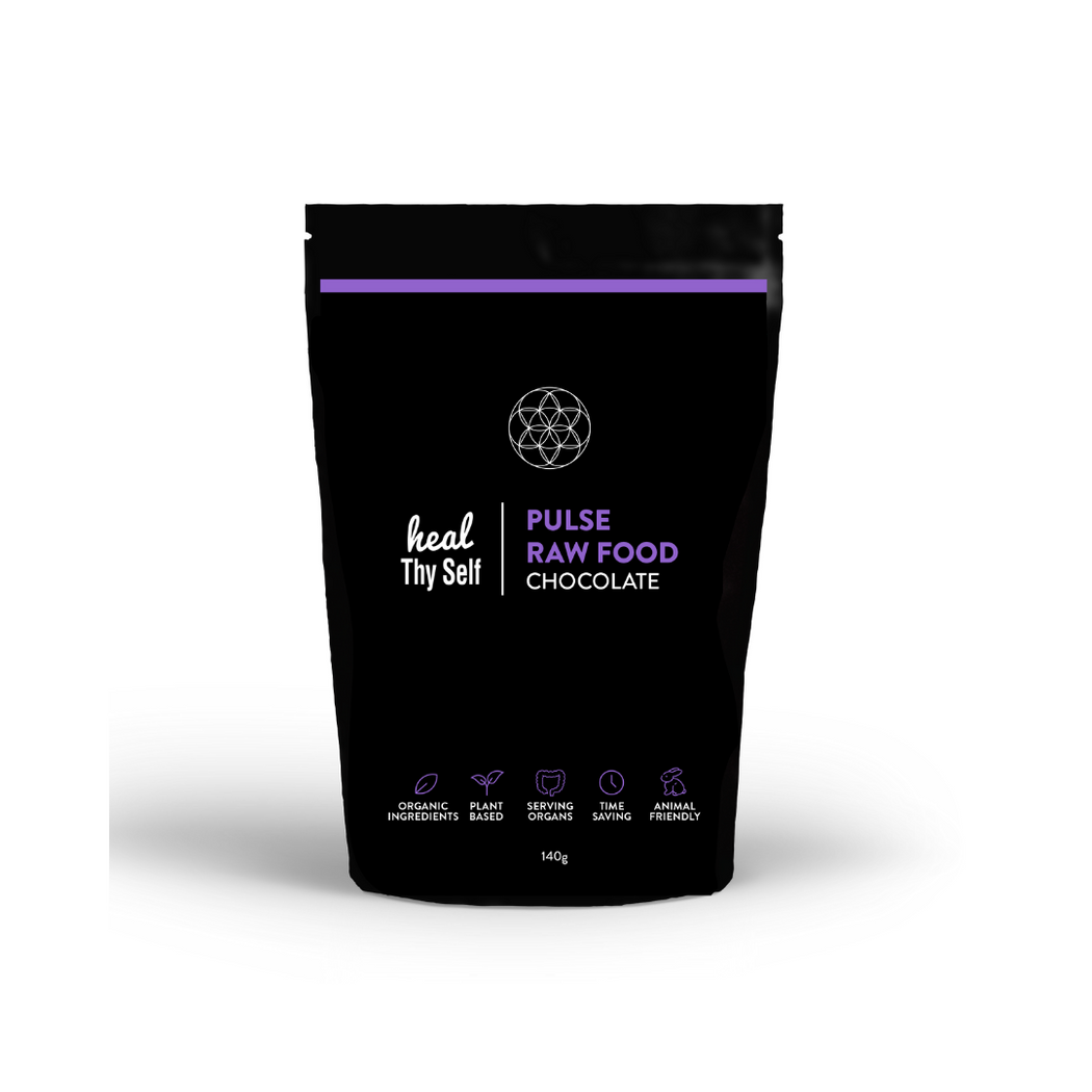 Chocolate Pulse Raw Food (Single)