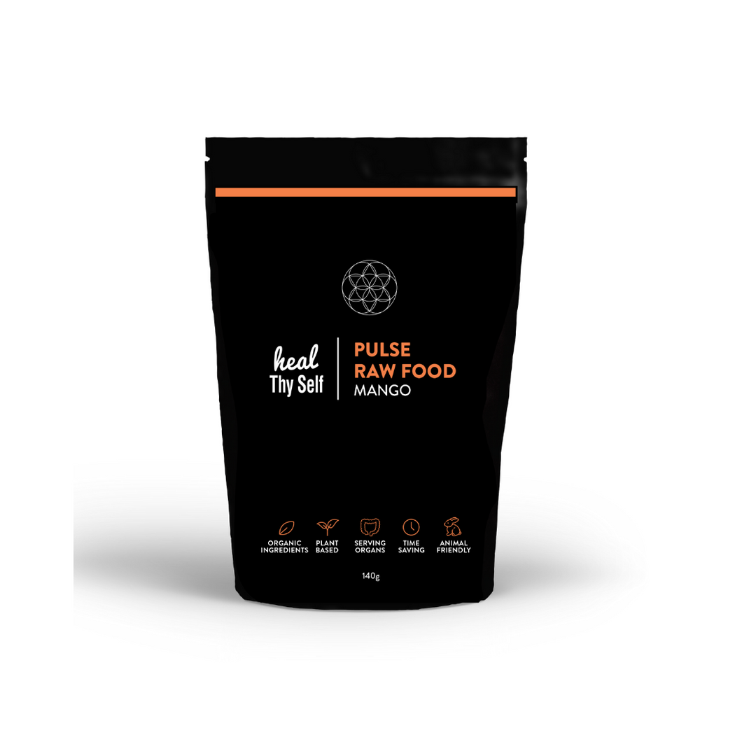 Mango Pulse Raw Food (Single)
