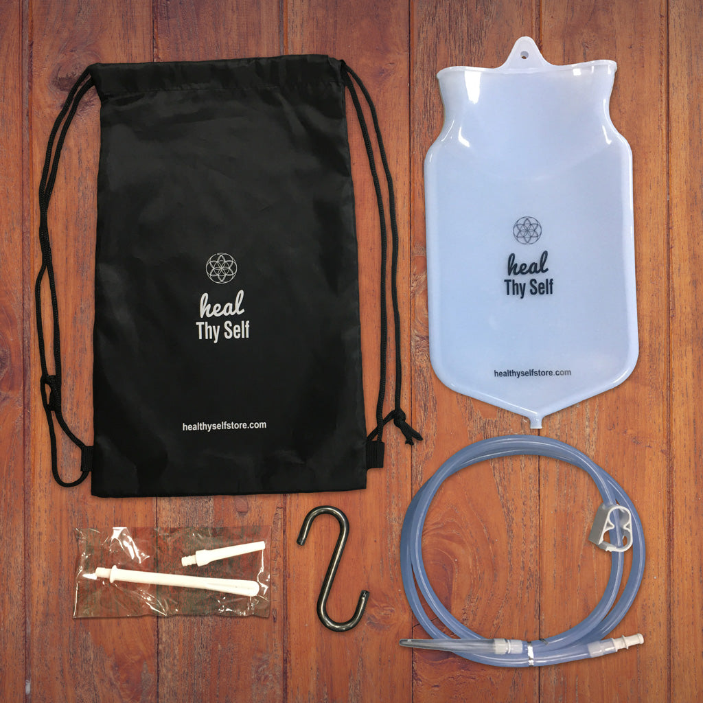HTS Enema and Douche Kit Special - Healthyselfstore.com
