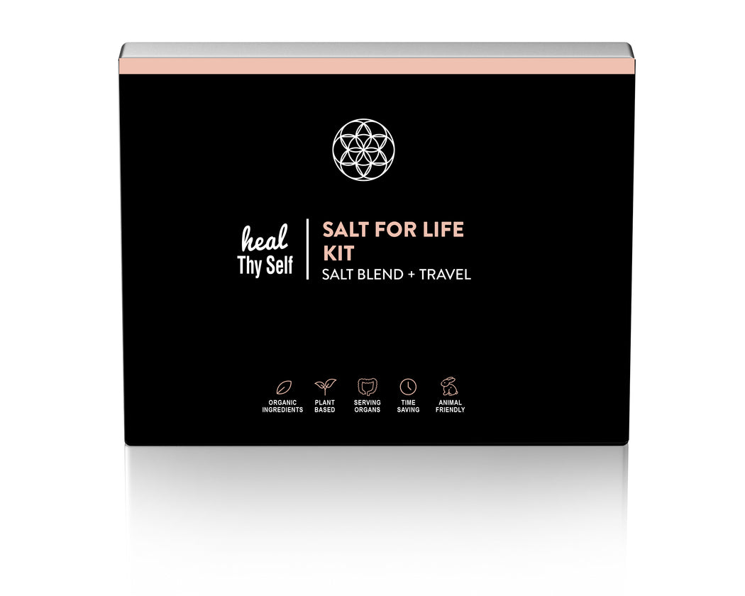 Salt For Life Kit - Fine