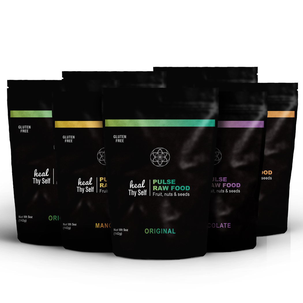 30-Day Pulse Raw Food Pack (30 x 5oz packs)