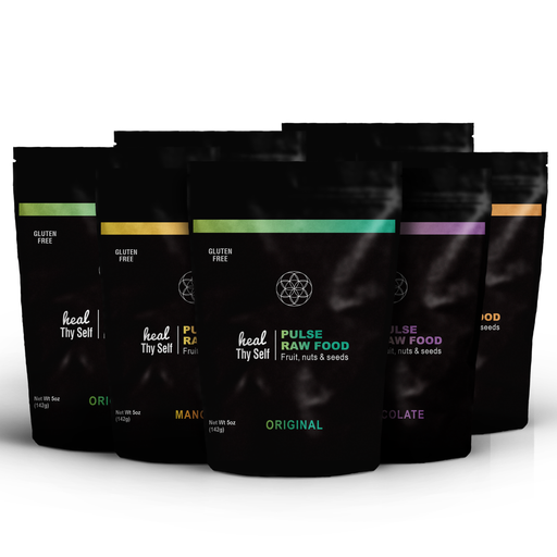 7-Day Pulse Raw Food Pack (7 x 5oz packs)