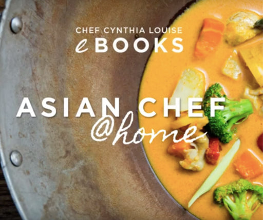 Asian Chef @ Home Super Ebook