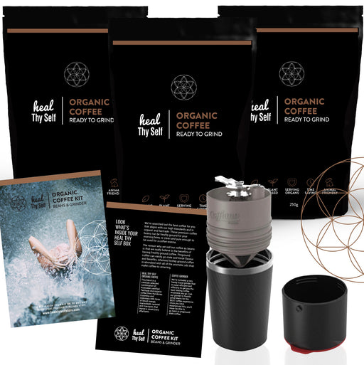 Organic Coffee Kit