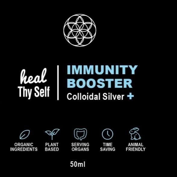 Immunity Booster Colloidal Silver