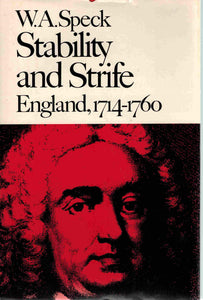 Stability and Strife: England, 1714 - 1760 - books-new