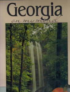 GEORGIA ON MY MIND (AMERICA ON MY MIND SER.) - books-new
