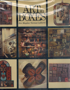 ART IN BOXES - books-new