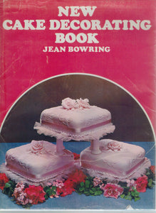 NEW CAKE DECORATING BOOK - books-new