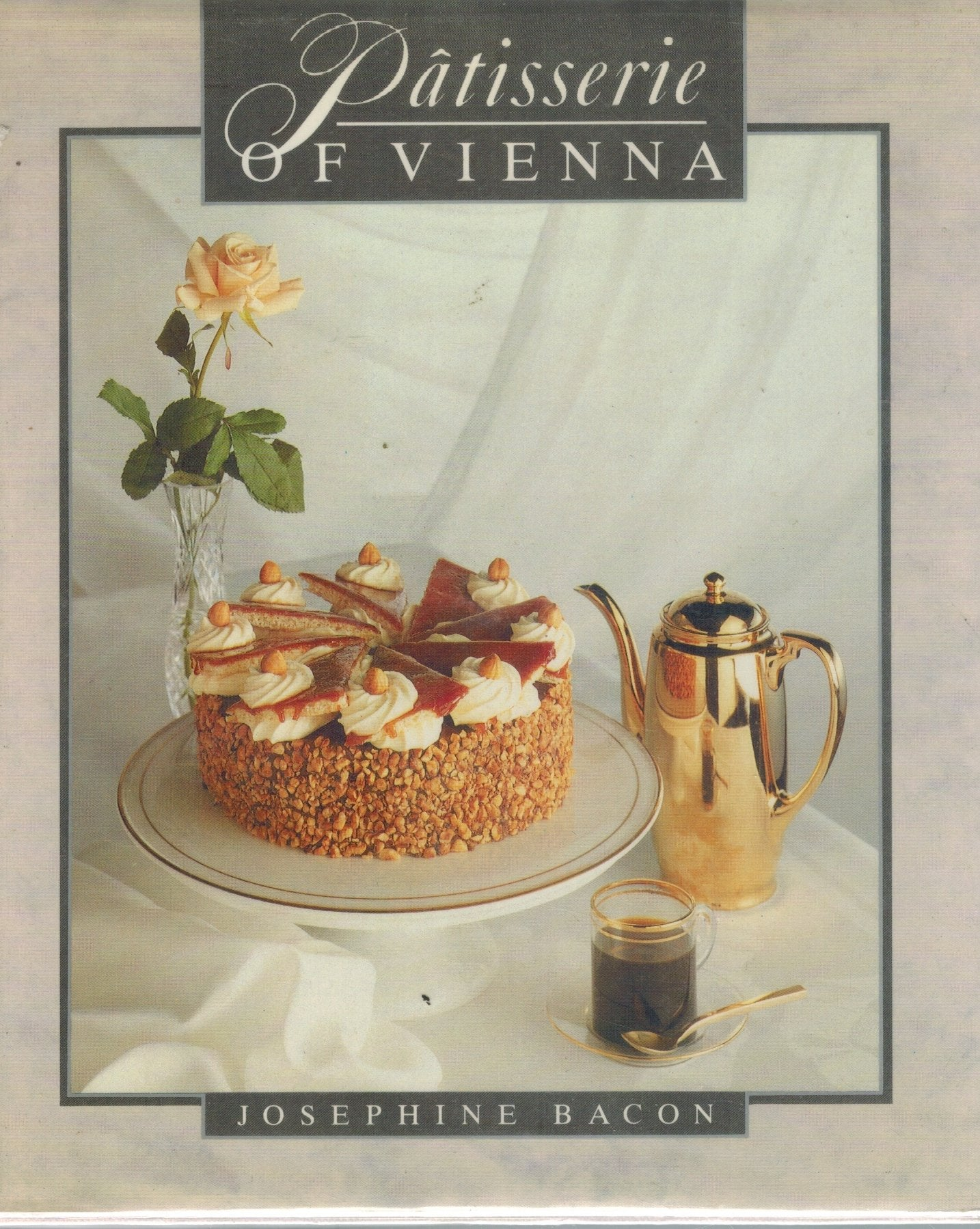 PATISSERIE OF VIENNA - books-new