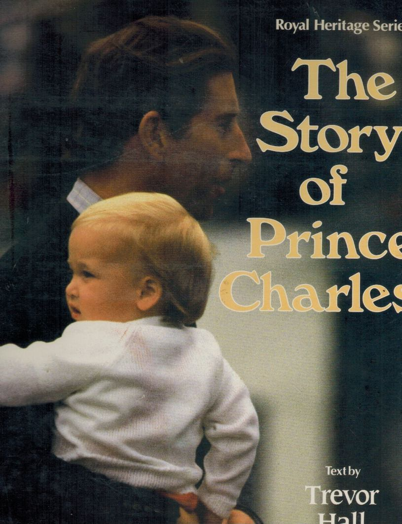 THE STORY OF PRINCE CHARLES - books-new