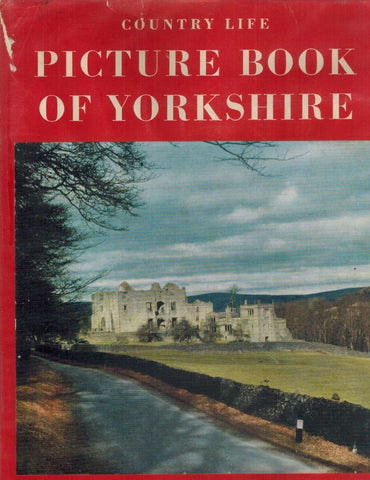 PICTURE BOOK OF YORKSHIRE - books-new