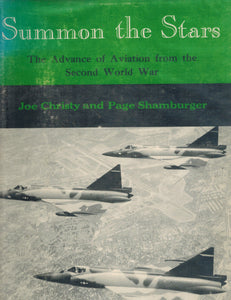 SUMMON THE STARS Advance of Aviation from the Second World War - books-new