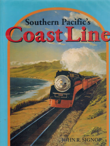 SOUTHERN PACIFIC'S COAST LINE - books-new